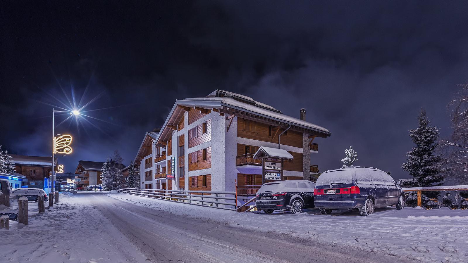 l'Hôtel Mirabeau Verbier Switzerland