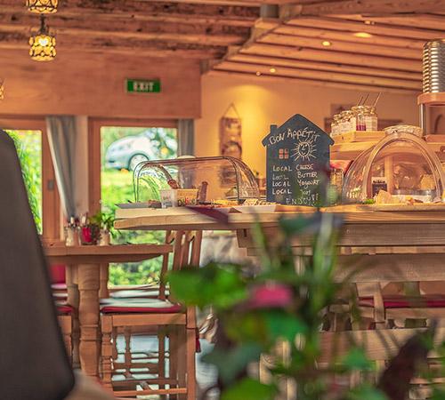 local breakfast hotel verbier switzerland